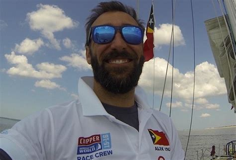 Meet the Clipper 2015-16 Race Crew: Alex Couto