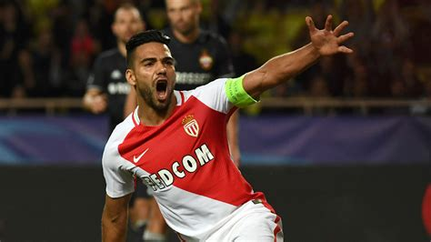 Meet the man who got Monaco's Radamel Falcao got back to ...
