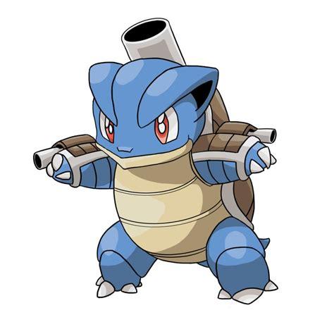 Mega Blastoise Is The Mega Evolution Of Blastoise ...