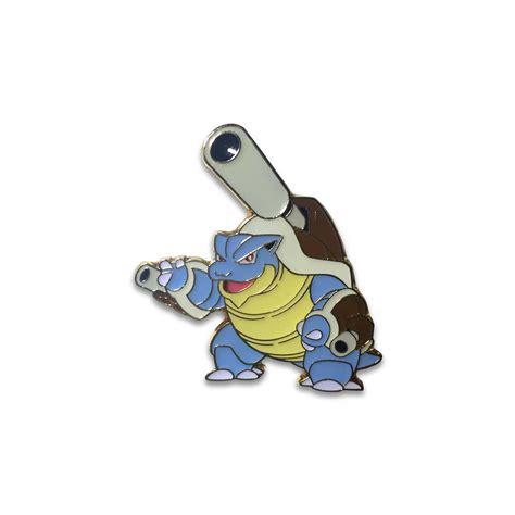 Mega Blastoise pin | 3 Pokémon TCG Booster Packs