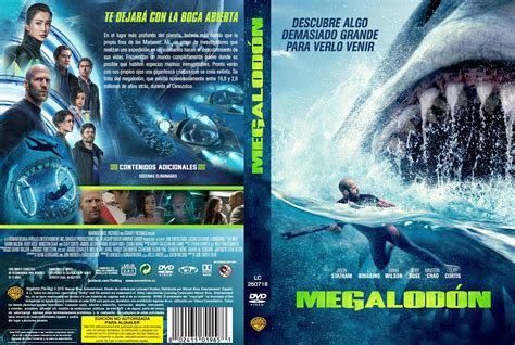 Megalodón  The Meg  | Moviecaratulas