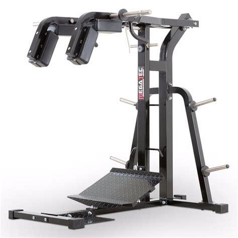 MegaTec® - Squat-Calf Machine - Máquina de musculación