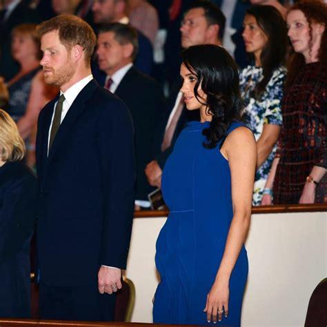 Meghan Markle y el vestido que ha desatado los rumores de ...