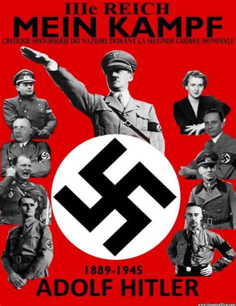 Mein Kampf   Adolf Hitler 1889 1945   AnnonceXtra