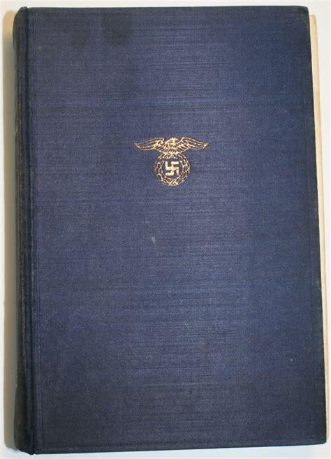 Mein Kampf boek door Adolf Hitler