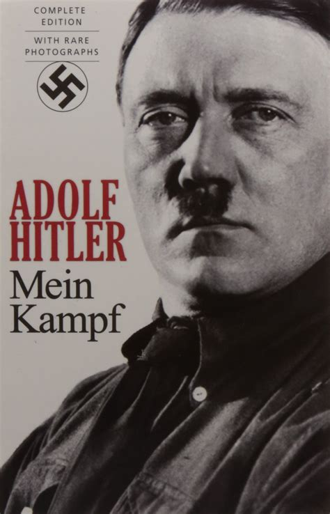 Mein Kampf by Adolf Hitler Summary   Political Ideology of ...