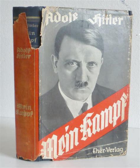 Mein Kampf by Hitler, Adolf: Eher Verlag, Munich Hard ...