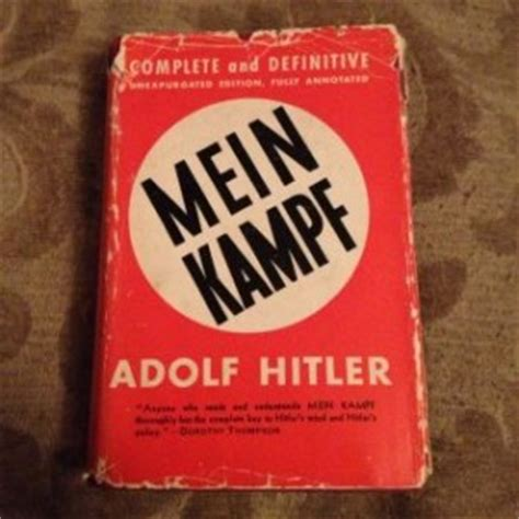 Mein Kampf Important Quotes. QuotesGram