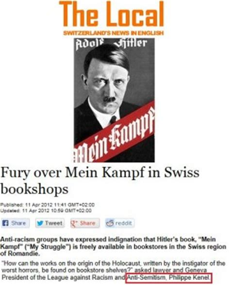 Mein Kampf Quotes About Jews. QuotesGram
