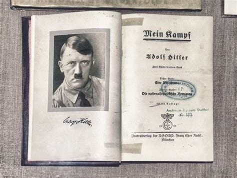 Mein Kampf | Quotes, Summary, & Analysis | Britannica.com