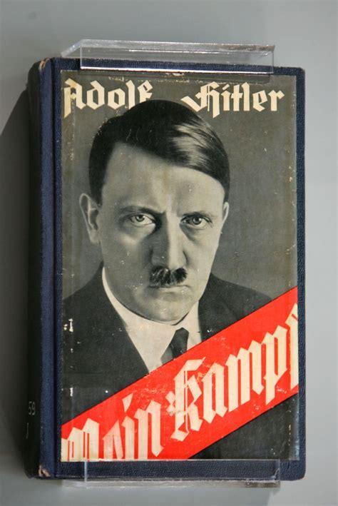Mein Kampf - The Book Written by Adolf Hitler