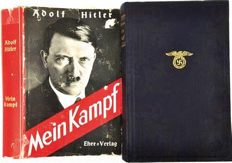 MEIN KAMPF, von Adolf Hitler, Volksausgabe, ZV o. J.  1943 ...