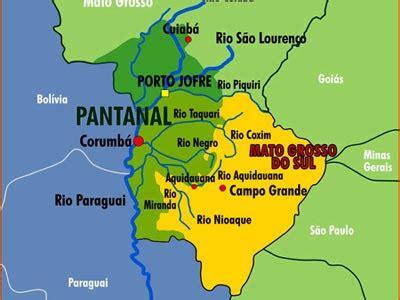 Meio Ambiente: Desmatamento na nascente do Rio Paraguai
