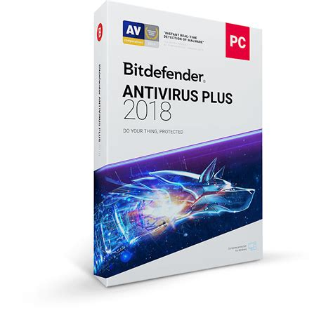 Mejor antivirus para Windows: Bitdefender Antivirus Plus 2018