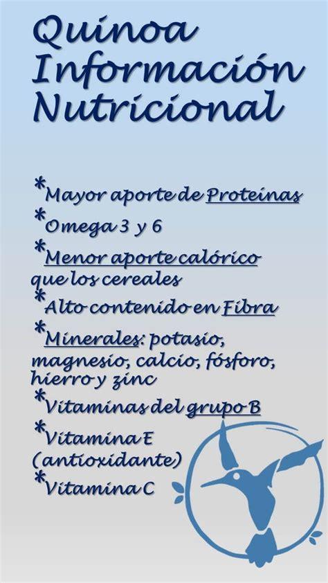 Mejores 10 imágenes de Quinoa en Pinterest | Beneficios ...