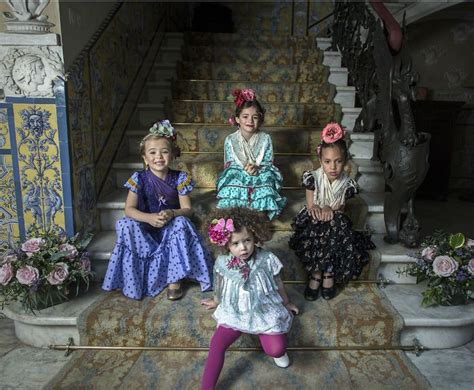 Mejores 137 imágenes de Trajes de Flamenca en Pinterest ...