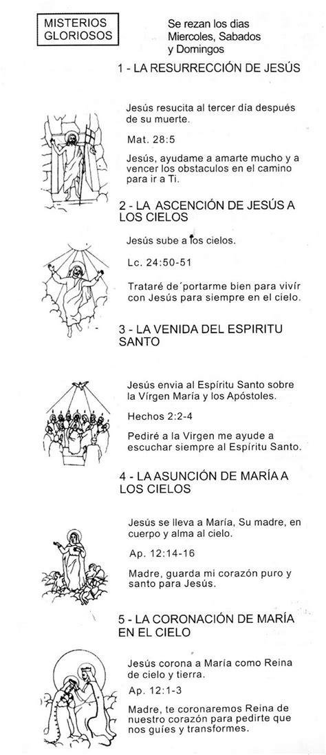 Mejores 16 imágenes de Santo Rosario. en Pinterest ...