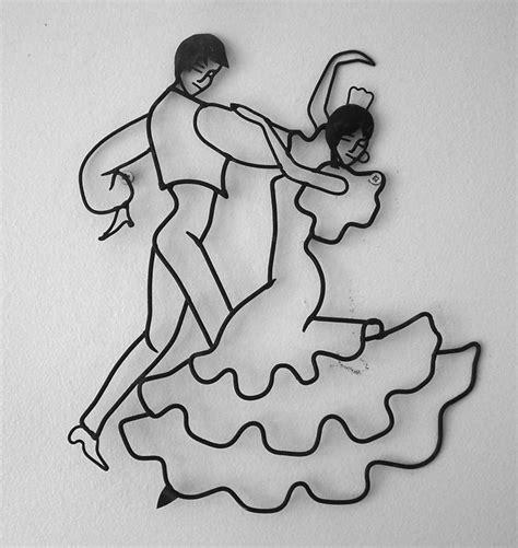 Mejores 219 imágenes de Flamenco dibujos en Pinterest ...