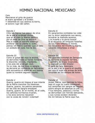 Mejores 8 imágenes de HIMNO NACIONAL MEXICANO en Pinterest ...