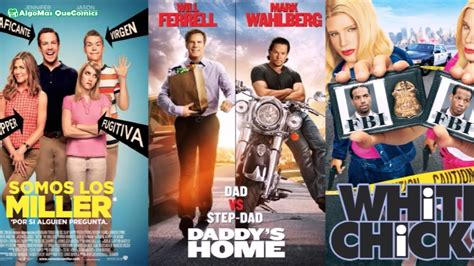 Mejores Películas de Comedia | TOP 10   YouTube