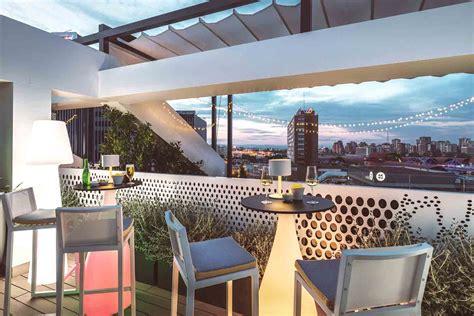 Mejores terrazas con encanto y sky bar: Madrid, Barcelona ...