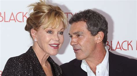 Melanie Griffith Files for Divorce From Antonio Banderas ...