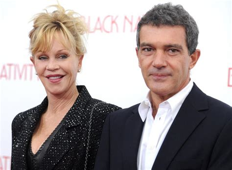 Melanie Griffith i Antonio Banderas w końcu się rozwiedli ...