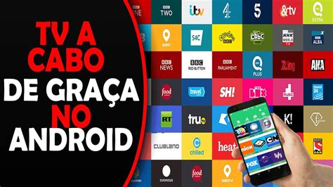 MELHOR APP DE TV GRÁTIS NO ANDROID - ATUALIZADO ! 2018 ...