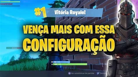 MELHOR CONFIGURAÇÃO DE JOGO E CONTROLE   Fortnite [PS4 PT ...