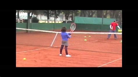 Melina Maruca futura mejor jugadora de tenis femenino ...