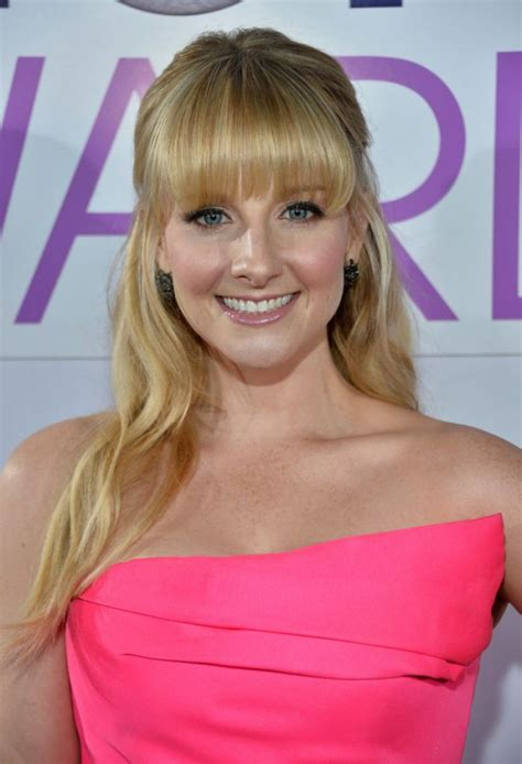 MELISSA RAUCH at 2015 People's Choice Awards in Los ...