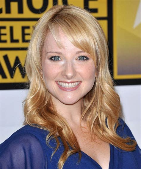 Melissa Rauch Picture 1 - The 2011 Critics Choice ...