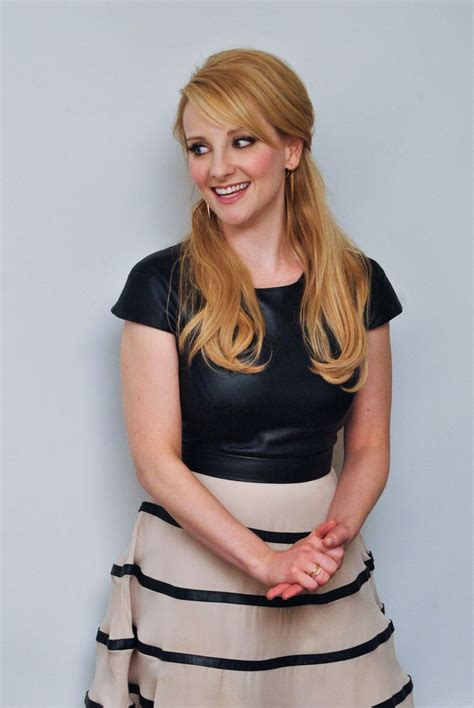 Melissa Rauch - 'The Bronze' Press Conference Portraits ...