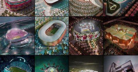 [ MEMEDEPORTES ] Los mejores estadios para el mundial de ...