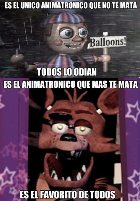 memes de fnaf en español   Buscar con Google | fotos de ...