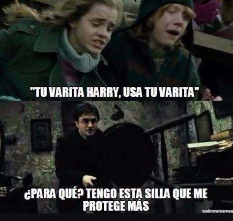 Memes de Harry Potter  Los mejores que encontre  | •Harry ...
