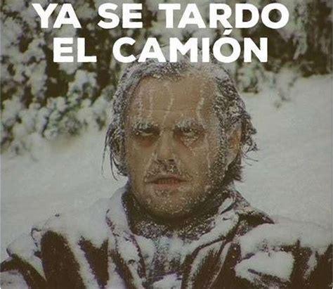 Memes del frío – Los mejores memes en español