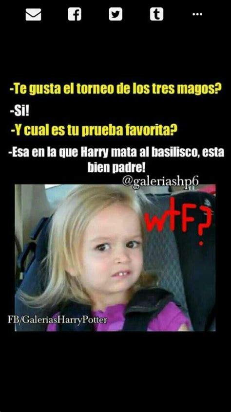 Memes | •Harry Potter• Español Amino