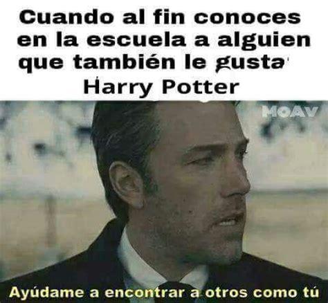 Memes :v | •Harry Potter• Español Amino