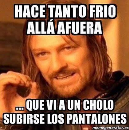Memes Yucatecos Del Frio