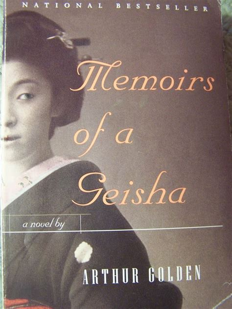 Memoirs of a Geisha by Arthur Golden | Read & Recommend ...