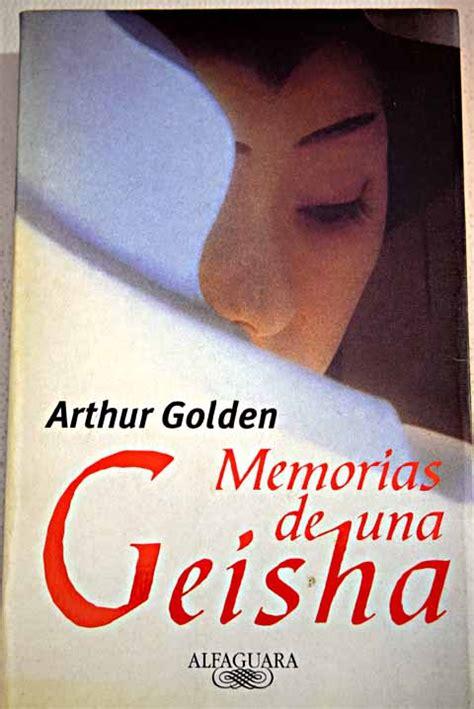 Memorias de una geisha | Arthur Golden | 0,90 euros | Ref ...