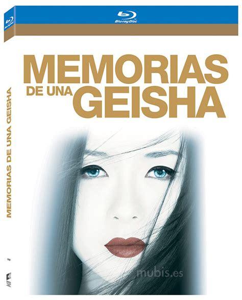 Memorias de una Geisha Blu-ray