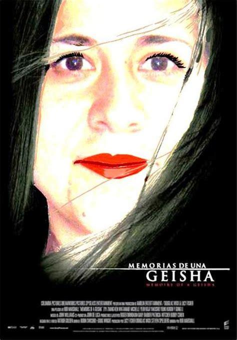 Memorias de una Geisha   Entretenimiento Fitira