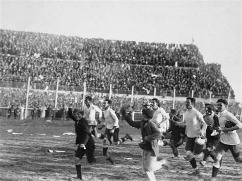 Memories of the World Cup: 1930 to 1938
