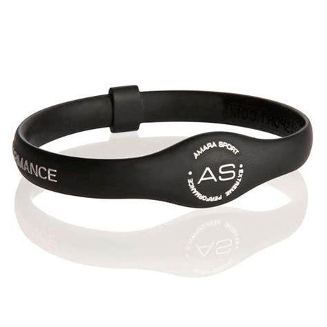 Men S Amara Sport Magnetic Wristband Black By
