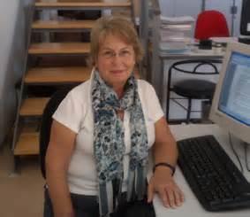 Menchu, voluntaria del Plan de Empleo en Valencia   CRUZ ...