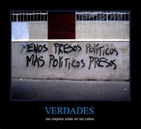 Menos presos políticos, más políticos presos   TnRelaciones
