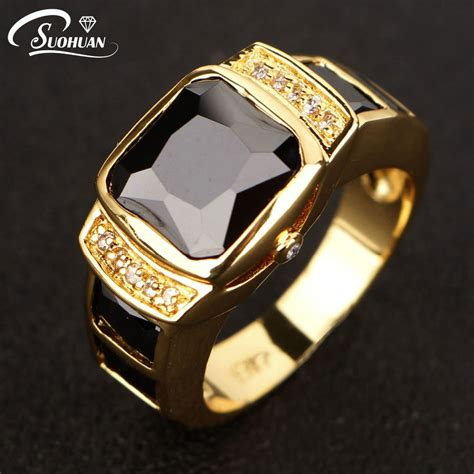 Mens Yellow Gold Diamond Rings Reviews - Online Shopping ...
