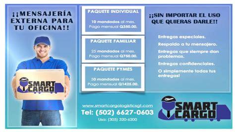 Mensajeria Guatemala para Empresas   YouTube